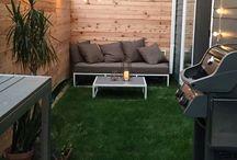 patio pequeño