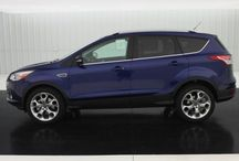 Ford Escape / by Long McArthur