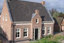 Huizen / Stoere, landelijke huizen!
