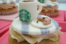 cute cupcakes / by All About Fondant (and others)