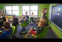 Flexible Learning Environments / Klassrumsinspiration