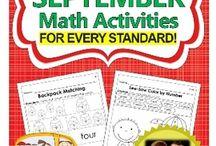 Math Ideas / by Boyd Teachers
