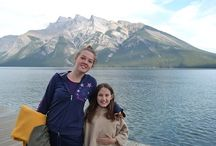 Banff Boat Tours with kids