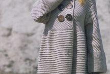casacos abertos e mantôs trico