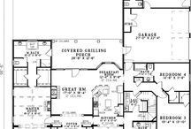 work on house plan