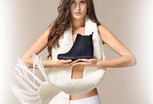 Autumn-Winter 2014-15 fashion Wellness collection / Colección de calzado para mujer de la firma Gadea Wellness Shoes.