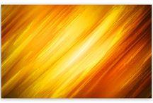 Farben - Gelb / by Flauschis Welt