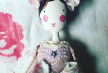 Fairy dolls: The Magpie and the Wardrobe