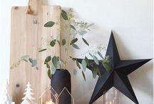 16x Neutrale Kerstdecoraties : Anouk arnemaiori on pinterest