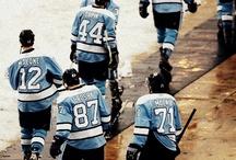 Hockey - BEST Sport On Earth / by Jessica Steinbarger