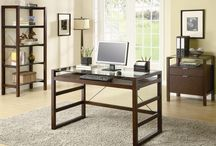 Spacious Home Office / Home-Owner-Buff a home sweet home for home news, home management, home and garden tips and many more insights about home tips. Read our blog at http://home-owner-buff.com/.
