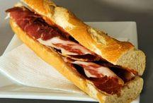 Bocadillos / Spanish Sandwich