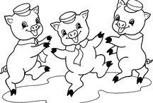 τρια γουρουνάκια