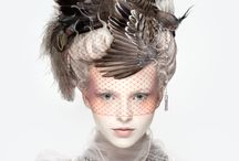 High Concept Headpieces! Wowza!