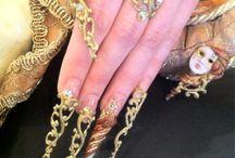 Extreme nail ART