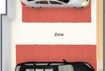 Garage / Shown with monkey bars / by HouseOrganized