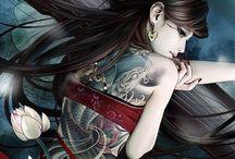 Zhang Xiao Bai Art!