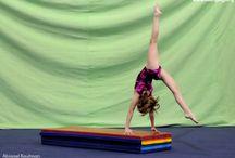 Gymnastics stuff for Ava