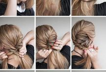 Hair arrangement