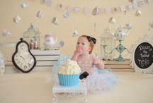 Alice 1st birthday