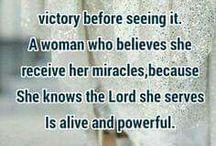 TRUST & BELIEVE IN GOD