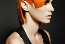 Hair inspiration / Ideas and inspiration, creative looks that push the envelope. / by Amy Color Specialist Anderson
