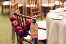 Wedding chairs inspiration