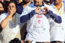 Salman Kicks Off Little Hearts Marathon