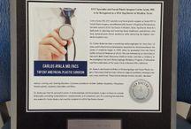Dr. Carlos Ayala Awards