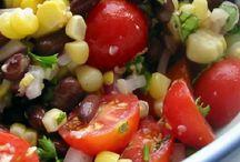 The way to a heart salad / Salad Rec. / by Juliette Kleinmann
