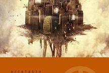 Literatura - Fanstastyka / Książki o tematyce fantasy