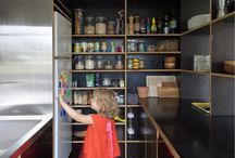 Shelving and joinery