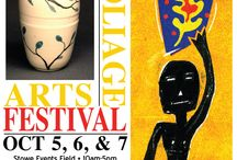 Craftproducers Past Festival Posters