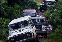 Land Rover / Inspiration