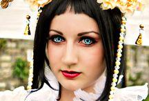 Cosplay / Alice Scissors Crown
