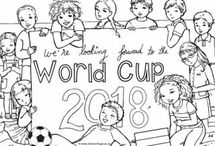World Cup fun for the end of term