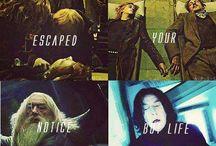 Severusz Snape