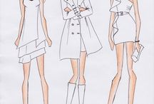 moda çizim