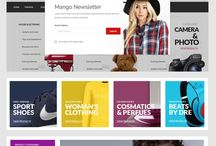 Magento - Best Magento Themes / This board will contain pins only with Best Magento Themes(for 1.x.x and 2.x.x versions)