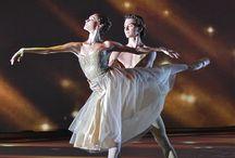 Dance - Ballet / by Cherrie Piee