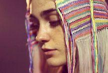 Hair Tapestries