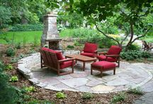 Landscape Inspirations / This board shows many of our past design and landscape projects! Our designers always have great ideas and plans to make your yard exactly how you envisioned.