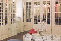 Dream Master / Ideas for our master bedroom with an open closet and bath concept. / by Crystal Villela Melendez