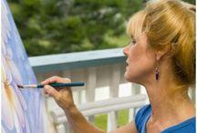 Akvarell lessons