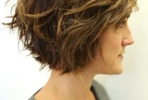 Haircut ideas / by Janette Adams Erchinger