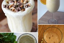Smoothies, Juicing, & Healthy Drinks / by Leticia Guzman