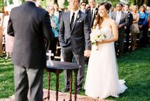 lovely classic wedding