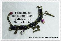 #Modistillas #Dia de las modistillas #Santalucia