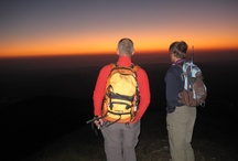 Outdoor Activities - NIGHT CLIMB - Picobello Trekking+ / The darkness makes our world bigger - the sun brings its light and warms you when you need it