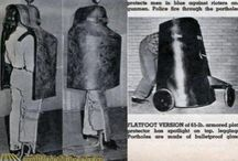 Oh How Far We've Come... / Unique, weird, and a head of it's time military weapons and inventions.